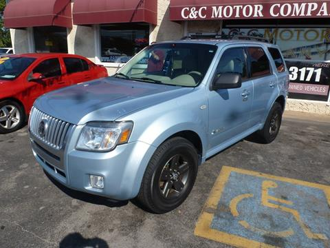 2008 Mercury Mariner Hybrid for sale in Knoxville, TN