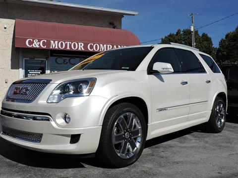 C C Motor Co Used Cars Knoxville Tn Dealer