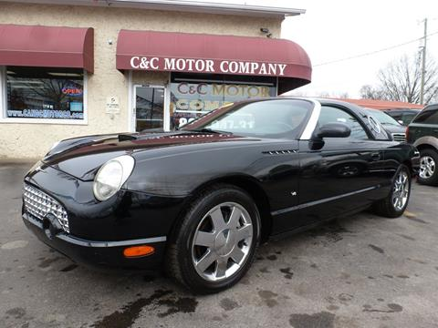 2003 Ford Thunderbird for sale in Knoxville, TN