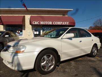 Acura for sale knoxville tn for City motors knoxville tn