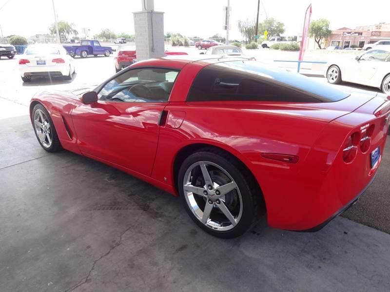 2007 Chevrolet Corvette 2dr Coupe - Tucson AZ