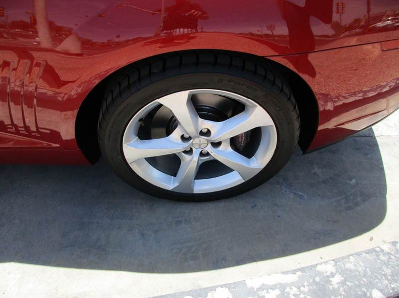 2015 Chevrolet Camaro SS 2dr Convertible w/2SS - Tucson AZ