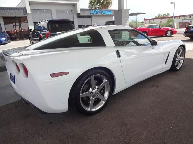 2005 Chevrolet Corvette 2dr Coupe - Tucson AZ