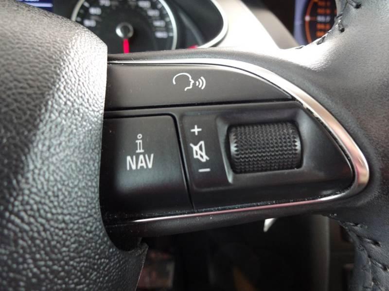 2013 Audi A4 2.0T Premium 4dr Sedan - Tucson AZ