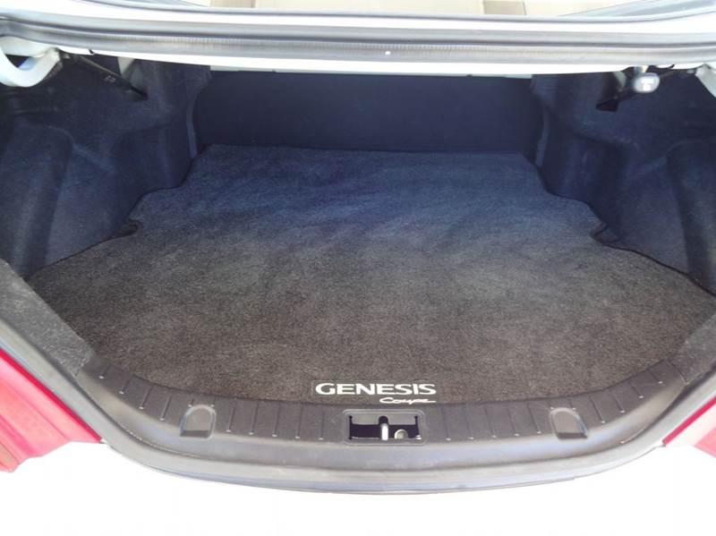 2013 Hyundai Genesis Coupe 2.0T 2dr Coupe - Tucson AZ
