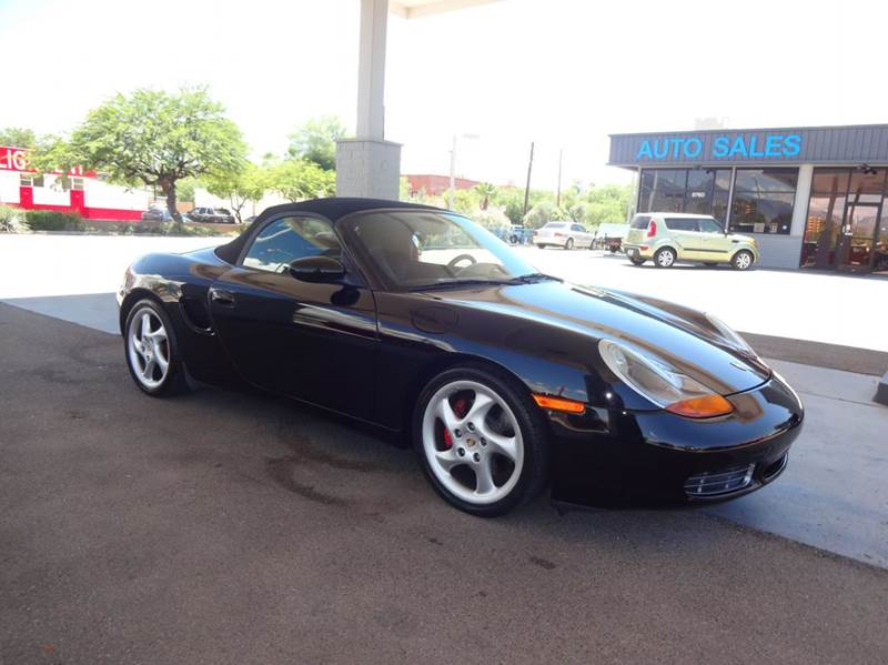 2000 Porsche Boxster S 2dr Convertible - Tucson AZ