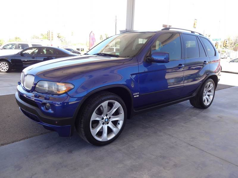 2006 BMW X5 4.8is AWD 4dr SUV - Tucson AZ