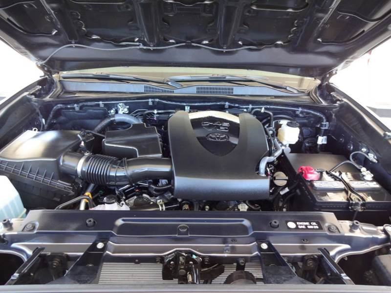 2016 Toyota Tacoma SR5 V6 4x2 4dr Access Cab 6.1 ft SB - Tucson AZ