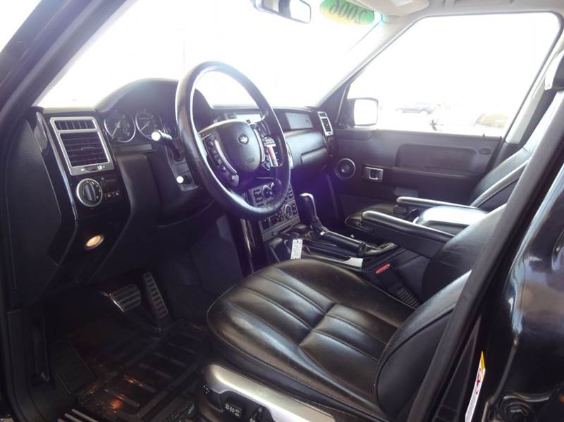 2006 Land Rover Range Rover Supercharged 4dr SUV 4WD - Tucson AZ