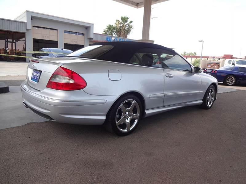 2006 Mercedes-Benz CLK CLK 500 2dr Convertible - Tucson AZ
