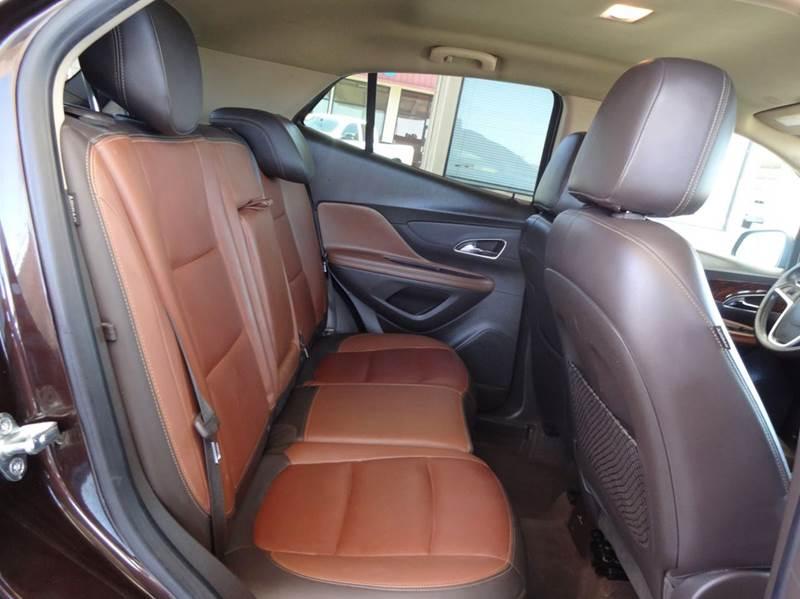 2015 Buick Encore Leather 4dr Crossover - Tucson AZ