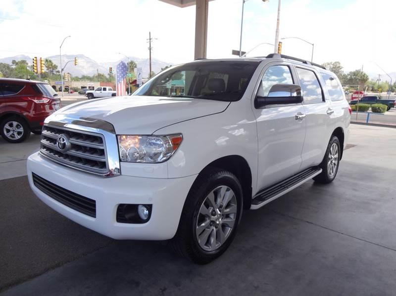2013 Toyota Sequoia Limited 4x4 4dr SUV - Tucson AZ