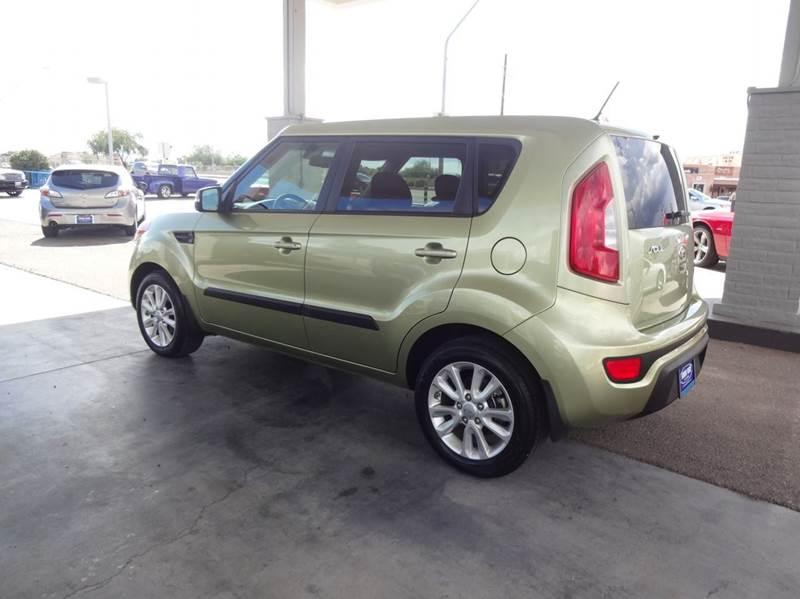 2013 Kia Soul + 4dr Wagon 6A - Tucson AZ