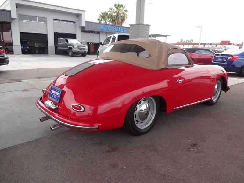 1957 Beck Speedster  - Tucson AZ