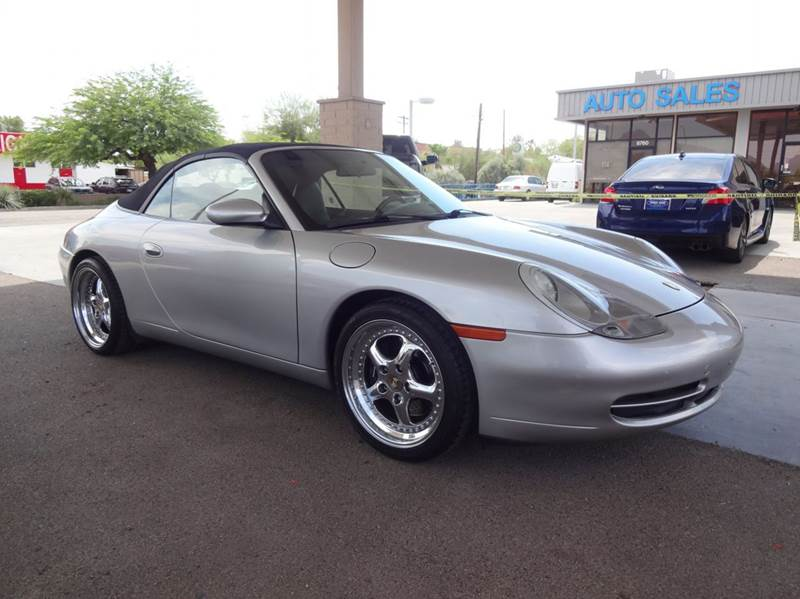 1999 Porsche 911 Carrera 2dr Convertible - Tucson AZ