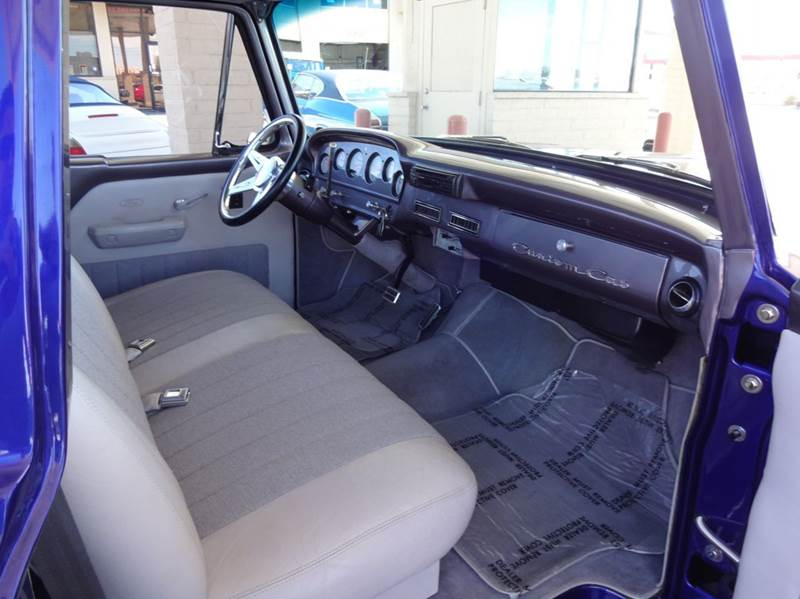 1963 Ford F-100 Pickup - Tucson AZ