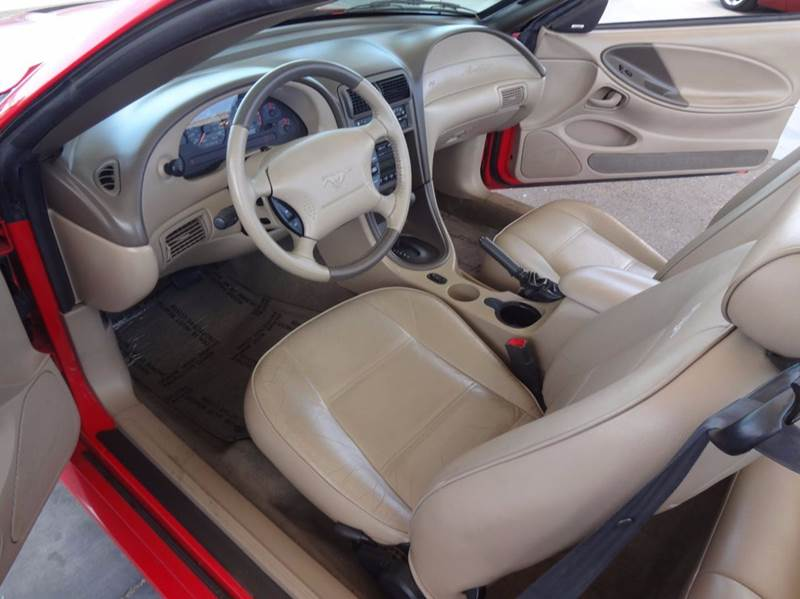 2004 Ford Mustang Deluxe 2dr Convertible - Tucson AZ