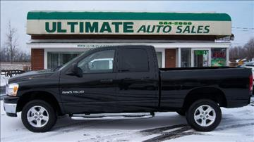 2006 Dodge Ram Pickup 1500 for sale in Depew, NY