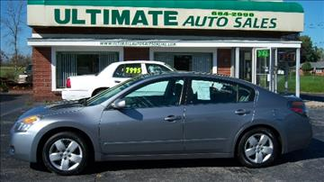 2007 Nissan Altima for sale in Depew, NY