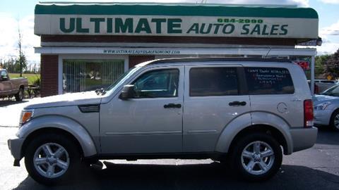 2009 Dodge Nitro for sale in Depew, NY