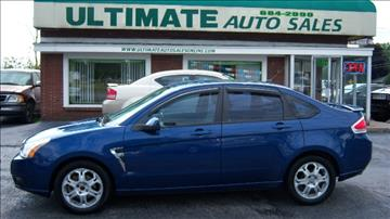 2008 Ford Focus for sale in Depew, NY