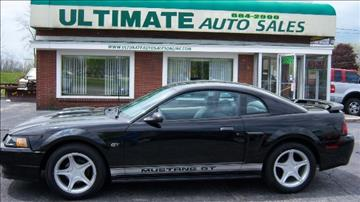 2003 Ford Mustang for sale in Depew, NY