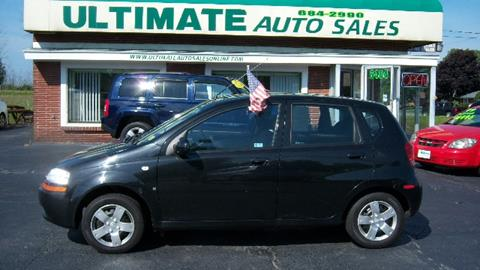 2008 Chevrolet Aveo For Sale In Maine Carsforsale