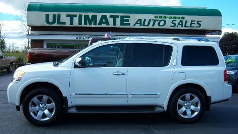 2013 Nissan Armada for sale in Depew, NY
