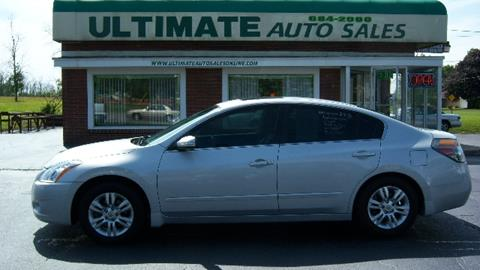2011 Nissan Altima for sale in Depew, NY