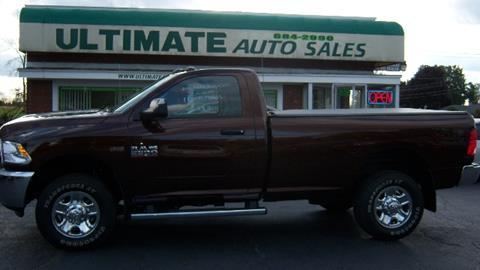 2015 RAM Ram Pickup 2500 for sale in Depew, NY