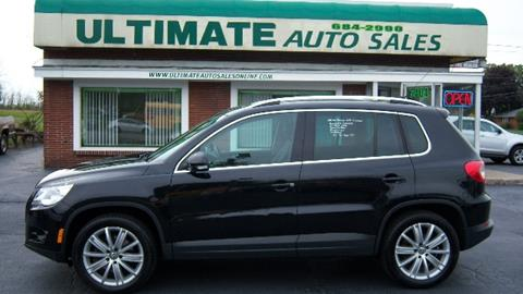 2011 Volkswagen Tiguan for sale in Depew, NY