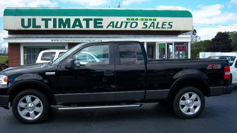 2006 Ford F-150 for sale in Depew, NY
