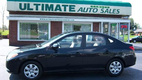 2008 Hyundai Elantra for sale in Depew, NY