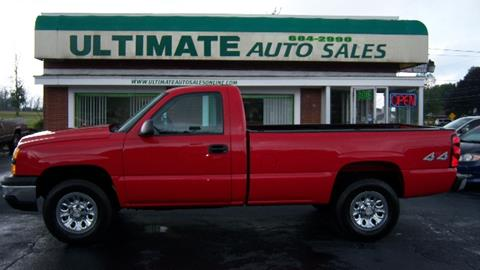 2007 Chevrolet Silverado 1500 Classic for sale in Depew NY