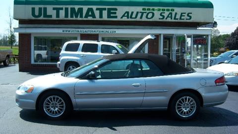 2005 Chrysler Sebring for sale in Depew, NY