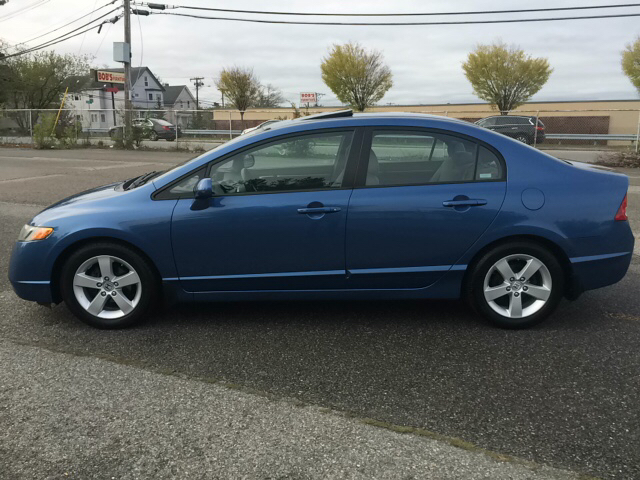 2008 honda civic v tech moonroof 90 day warranty in lowell for Honda civic warranty