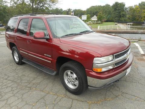 2003 Chevrolet Tahoe for sale in Plainfield, NJ