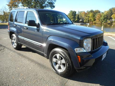 2008 Jeep Liberty for sale in Plainfield, NJ