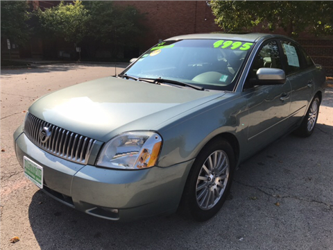 2005 Mercury Montego for sale in Chicago, IL