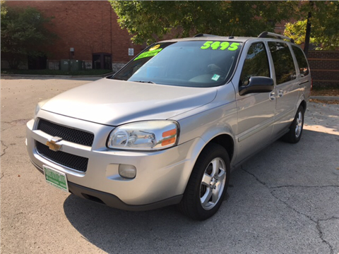 2007 Chevrolet Uplander for sale in Chicago, IL