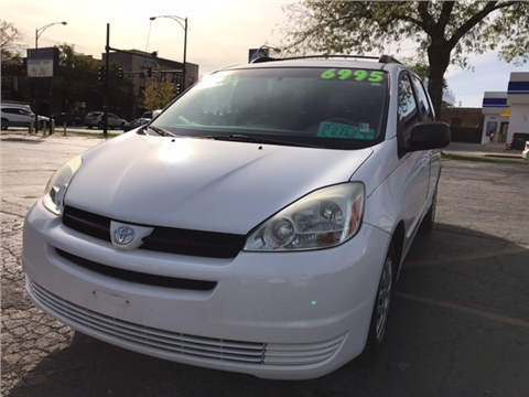 2004 Toyota Sienna for sale in Chicago, IL