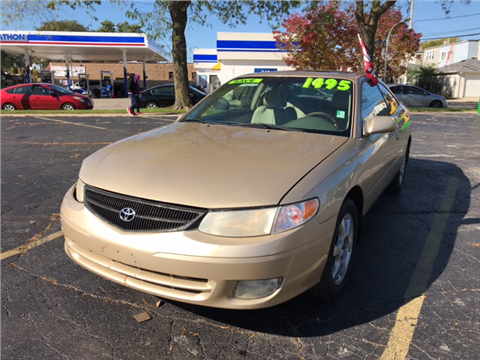 2000 Toyota Camry Solara for sale in Chicago, IL