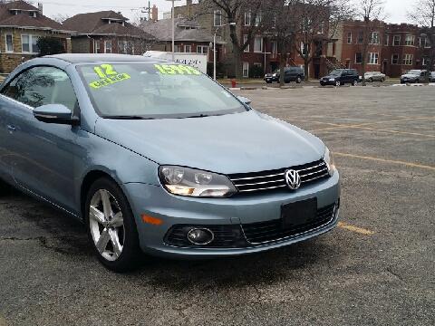 2012 Volkswagen Eos for sale in Chicago, IL