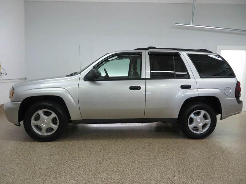 2008 Chevrolet TrailBlazer LS Fleet2 4x4 4dr SUV - Hudsonville MI