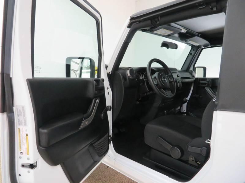 2015 Jeep Wrangler 4x4 Sport 2dr SUV - Hudsonville MI