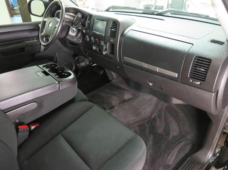 2011 GMC Sierra 1500 4x4 SLE 4dr Crew Cab 5.8 ft. SB - Hudsonville MI