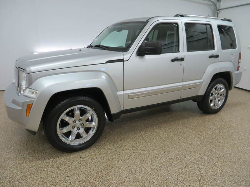 2008 jeep liberty limited 4x4 limited 4dr suv in hudsonville mi hts auto sales. Black Bedroom Furniture Sets. Home Design Ideas