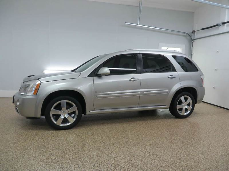 2008 chevrolet equinox awd sport 4dr suv in hudsonville mi. Black Bedroom Furniture Sets. Home Design Ideas
