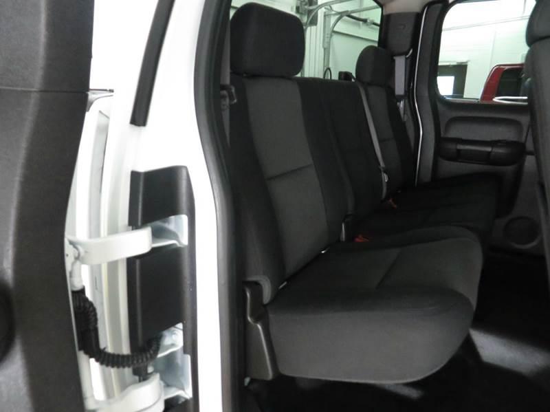 2013 GMC Sierra 1500 4x4 SLE 4dr Extended Cab 6.5 ft. SB - Hudsonville MI