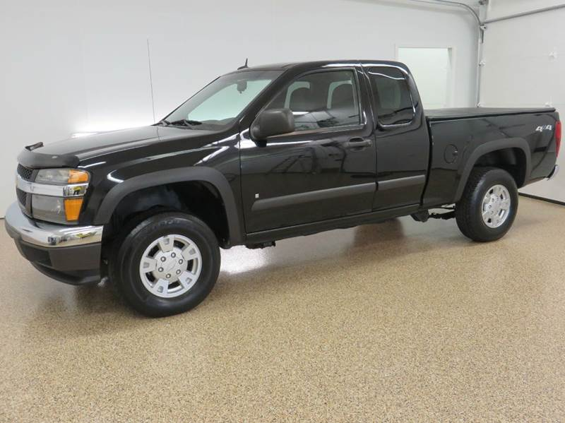 2008 chevrolet colorado lt 4x4 lt extended cab 4dr in. Black Bedroom Furniture Sets. Home Design Ideas